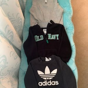 🌸2/$25- Lot 3T&24mnth Boy Sweaters